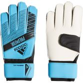 adidas - Predator Top Training Goalkeeper Gloves bright cyan black