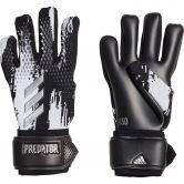 adidas - Predator 20 League Goalkeeper Gloves Unisex black white silver metallic