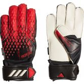 adidas - Predator 20 Match Fingersave Goalkeeper Gloves Kids black active red