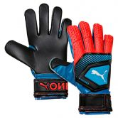 Puma - One Protect 3 Goalkeeper Gloves Unisex bleu azur red blast puma black