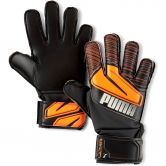 Puma - Ultra Protect 3 Jr RC Goalkeeper Gloves shocking orange puma white puma black