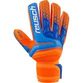 Reusch - Prisma Prime G3 Finger Support Goalkeeper Gloves schocking orange blue