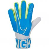Nike - Match Goalkeeper Junior Soccer Gloves Kids blue hero white