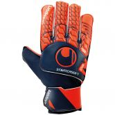 Uhlsport - Next Level Starter Soft Torwarthandschuhe navy fluo red