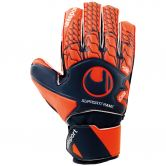 Uhlsport - Next Level Soft SF Junior Torwarthandschuhe Kinder marine fluo red
