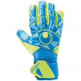 Uhlsport - Radar Control Absolutgrip Goalkeeper Gloves Men radar blau fluo geld schwarz