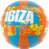 Spalding - Beachvolleyball Ibiza orange/blau