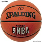 Spalding - NBA Silver Out Jr orange
