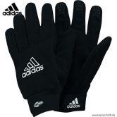 adidas - Fieldplayer Handschuhe schwarz