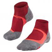 Falke - RU4 Cushion Short Running Socks Women red