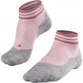 Falke - RU4 short Dots Running Socks Women pink
