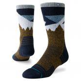 Stance - Divide Hiking Socks Men brown