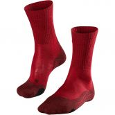 Falke - TK2 Wool Hiking Socks Women red