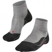 Falke - TK5 Short Hiking Socks Women grey