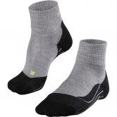 Falke - TK5 Socken Short Men grey