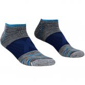 ORTOVOX - Alpinist Low Socken Herren grey blend