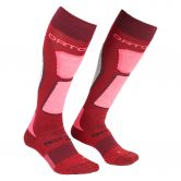 ORTOVOX - Ski Rock´N´Wool Socks Women dark blood