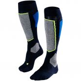 Falke - SK2 Ski Socks Men grey neon blue