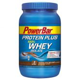 Powerbar - Protein Plus 100% Whey Isolate Chocolate Deluxe 570 g