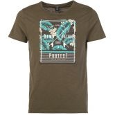 Protest - Domino T-Shirt Herren camo green
