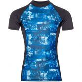 Protest - Munster Rashguard Herren true black
