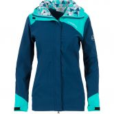 La Sportiva - Pitch Jacket Women opal aqua