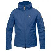 Fjällräven - Sten Outdoor Jacket Men deep blue
