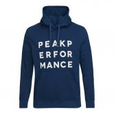 Peak Performance - Ground Hoodie Men decent blue