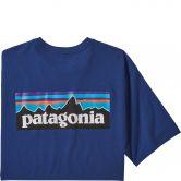 Patagonia - P-6 Logo Responsibility T-Shirt Men superior blue