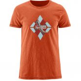 Red Chili - Genesis 18 T-Shirt Herren spice orange