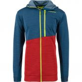 La Sportiva - Training Day Hoody Herren opal chili