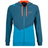 La Sportiva - Rocklands Hoody men lake tropical blue