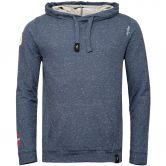 Chillaz - Vail Fleecehoodie Herren denim