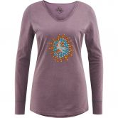Red Chili - Janena Longsleeve Women plum