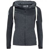 Chillaz - Rock Fleecejacke Damen anthrazit melange