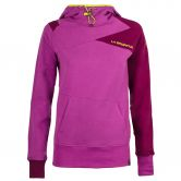 La Sportiva - Squamish Hoody Damen purple plum