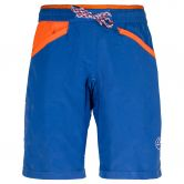 La Sportiva - Nirvana Short Damen marine blue lily orange