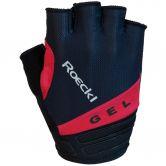 Roeckl Sports - Itamos Radhandschuhe schwarz rot