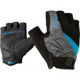 Ziener - Crave Bike Gloves Men grey melange persian blue