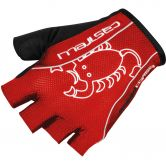Castelli - Rosso Corsa Classic Radhandschuhe Unisex red