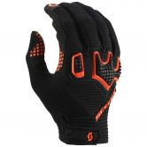 Scott - Superstitious LF Glove black tangerine orange