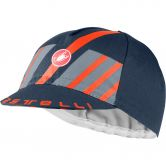 Castelli - Hors Categorie Cap Unisex savile blue light steel blue
