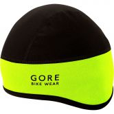 Gore Bike Wear® - Universal Windstopper Soft Shell Kappe schwarz/gelb