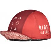 Maloja - SauschM. Cycling Cap Unisex red monk