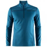 Craft - Pin Half Zip Men blue