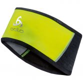 Odlo - Reflective Stirnband Unisex black safety yellow