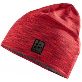 Craft - Microfleece Ponytail Hat Unisex beam melange