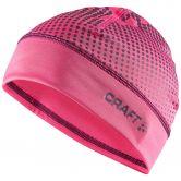 Craft - Livigno Printed Langlaufmütze Damen pink