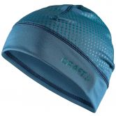 Craft - Livigno Printed Cross-Country Skiing Hat unisex blue