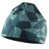 Löffler - Design Hat Thermo-Innenvelours dark petrol